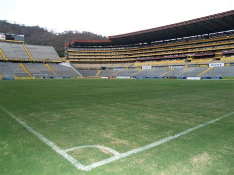 el estadio monumental isidro romero carbo de guayaquil ecuador barcelona sc results fixtures squad
