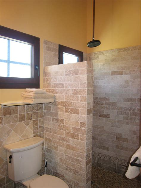 Bathroom Stand Up Shower Self Catering Panama Villa De La Torre