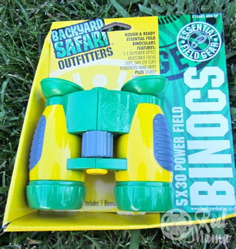 backyard safari binoculars backyard safari outfitters frog habitat outdoor