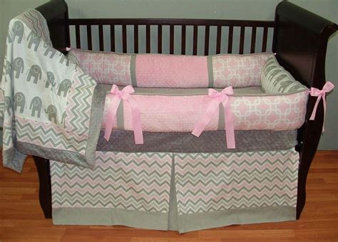 Soft Pink Crib Bedding 150 Best Ideas About Baby Bedding Sets On Grosgrain Ribbon Pique And Damasks