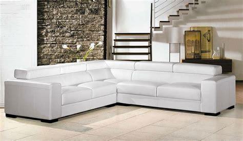 white leather sectional sofa ? Plushemisphere