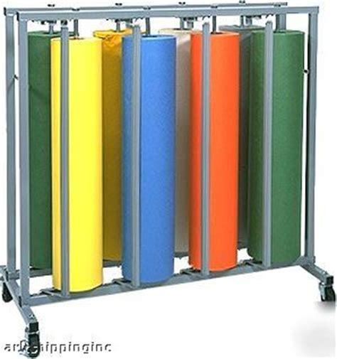 Butcher Paper Rack by Eight Roll Vertical Kraft Butcher Paper Rack Bulman