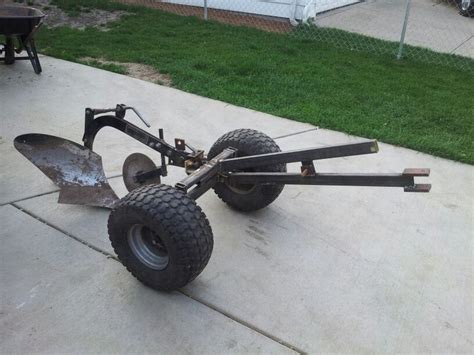 Can Pull A Plow by 17 Best Images About Atv Trailers On Atv Plow