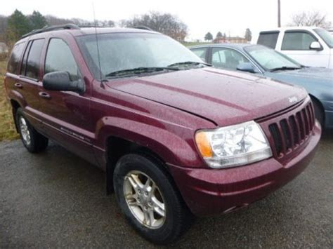 2000 Jeep Grand Dimensions 2000 Jeep Grand Limited 4x4 Data Info And Specs