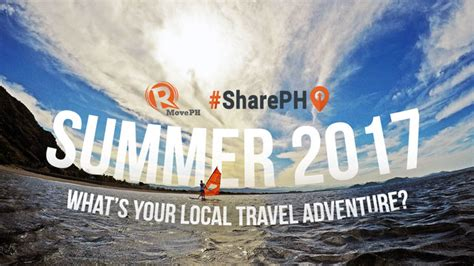 Local Contests And Giveaways 2017 - shareph summer 2017 contest what s your local travel adventure
