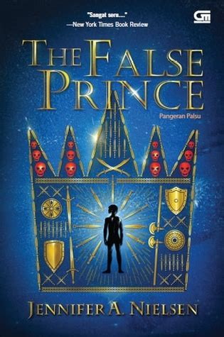 The False Prince Pangeran Palsu sakuramochi indonesia s review of the false prince