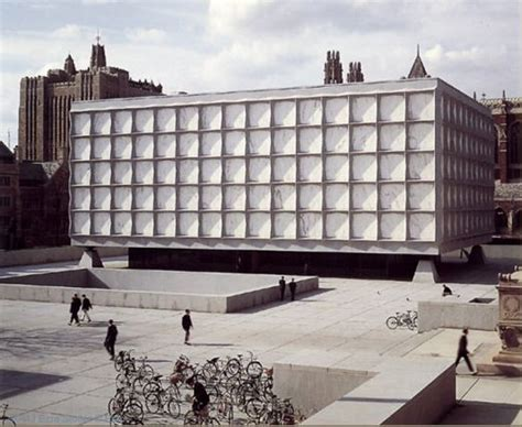 beinecke rare book and manuscript library gallery of ad classics beinecke rare book and manuscript