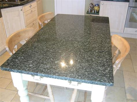 black granite table top granite table top homes if you want class