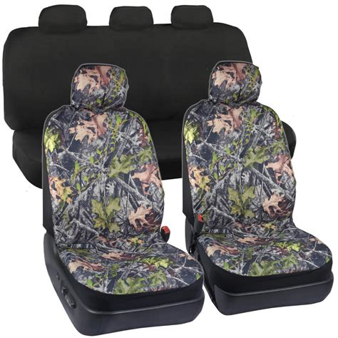 bench seat covers camo camo seat covers rear black polyester bench seat cover