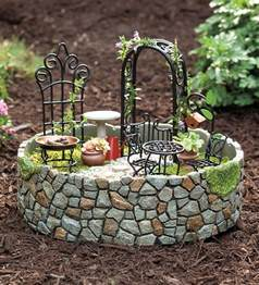 how to create a miniature garden home design garden
