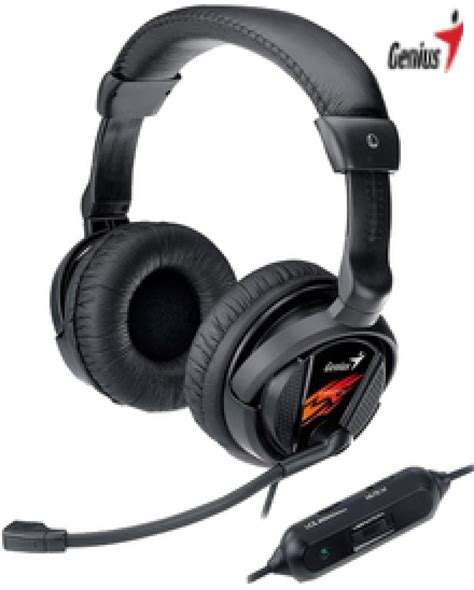 Headphone Genius Genius Genius Hs G500v Headphone Headset With Mic Price In