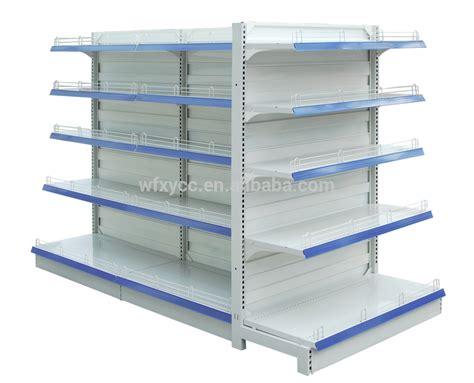 department store display racks shelving supermarket shelf