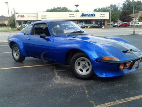Opel Gt For Sale by 1972 Opel Gt No Reserve Classic Opel Other 1972 For Sale