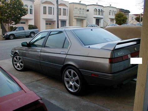 1991 Alfa Romeo 164 by 2expy4u 1991 Alfa Romeo 164 Specs Photos Modification