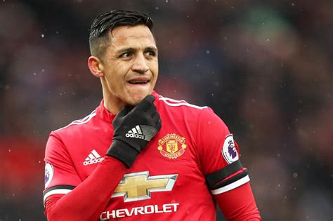 alexis sanchez man u arsenal news arsene wenger makes major admission on