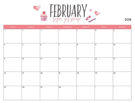 april 2018 monthly calendar blank printable templates free