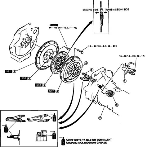 clutch cylinder diagram service manual installaion diagram for a cylinder