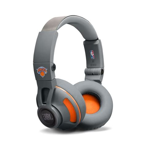 Headphone Nyk synchros s300 nba edition knicks new york knicks headphones