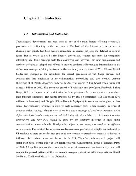 exles of masters dissertations social media in the uk ma dissertation
