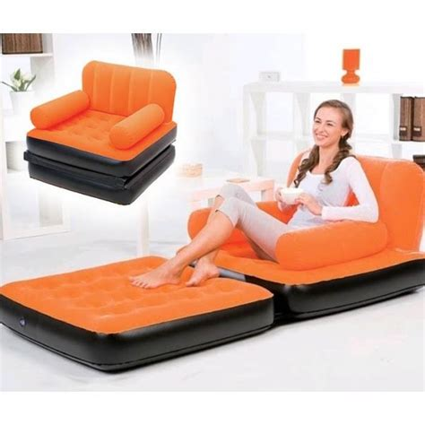 Sofa Bed Pompa sofa kasur udara angin 2 in 1 istanamurah
