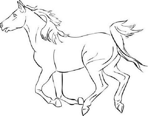 printable detailed coloring pages horses coloring 22510