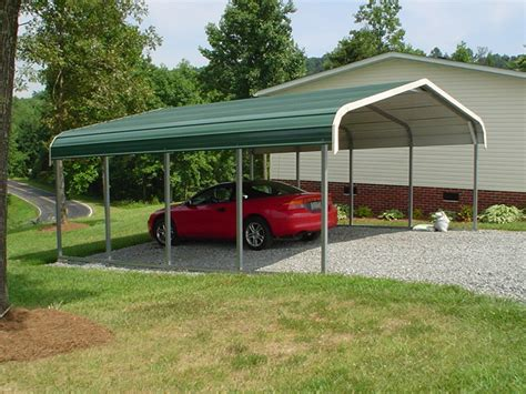Aluminum Car Port by Southern Carport Packages