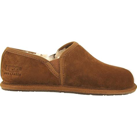 slippers for mens ugg 174 scuff romeo ugg 174 scuff mens slippers ugg