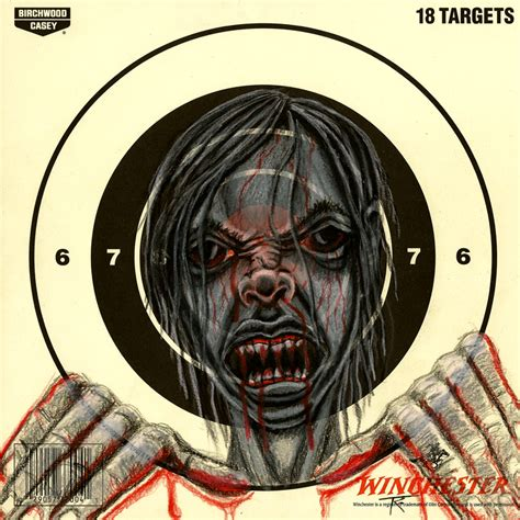 printable targets zombie zombie target 2 by th3artd3pt on deviantart