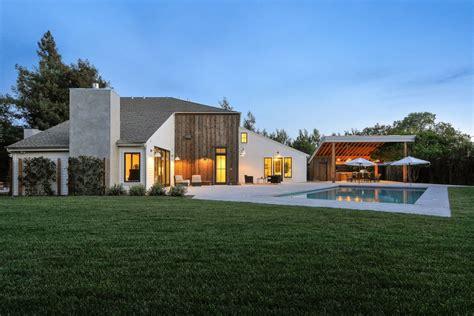 Best Country House Plans Cordilleras House Modern Farmhouse In Sonoma California