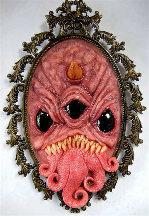 grotesque creature housewares  jewelry boing boing