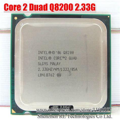 intel 2 q8200 sockel intel 2 q8200 processor 2 33ghz 4mb cache fsb