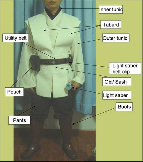tutorial jedi costume 17 best images about halloween 2013 on pinterest belt