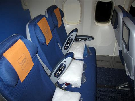 klm economy comfort klm why do the 747 arm rests only go up halfway rapid