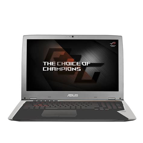 Laptop Asus I7 7 Jutaan asus rog g701vik 17 3 quot gaming laptop i7 7820hk 64gb