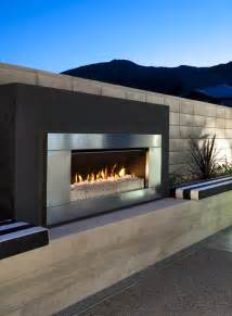 gas and wood outdoor fireplaces escea new zealand