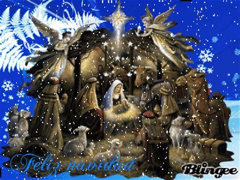 Imagenes Gif Nacimiento De Jesus | feliz navidad nacimiento picture 102997448 blingee com
