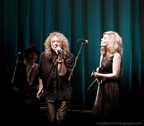 Robert Plant And Alison Krauss Celebrate Launch Of New Album by Alison Krauss Robert Plant Team Up For New Release