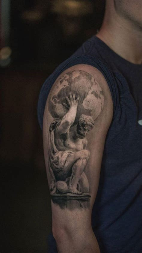 atlas tattoos best 25 atlas ideas on atlas