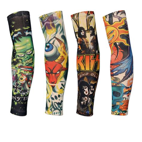 tattoo uv jakarta popular cool arms buy cheap cool arms lots from china cool