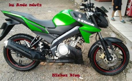 Kaos Motor Otomotif Yamaha New Vixion Ar modifikasi yamaha new vixion seputar motor
