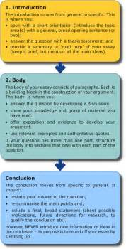 Structure Essay by Writing Your Essay Unsw Current Students