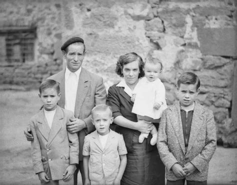 fotos antiguas familias retrato de familia numerosa fotos de fotos antiguas