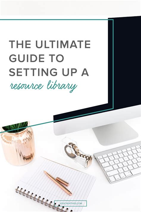 The Ultimate Guide To Resources by The Ultimate Guide To Setting Up A Resource Library Jess
