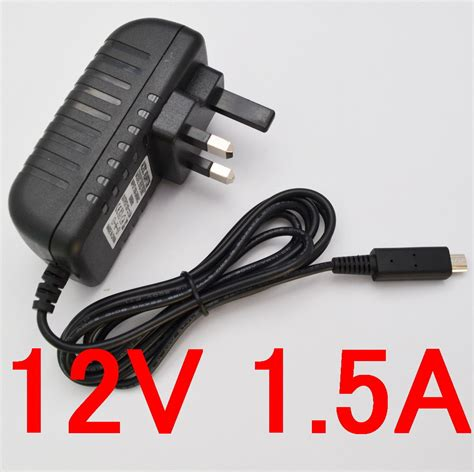High Quality Adaptor 12v 5a 1 high quality 12v 1 5a 1500ma 18w charger uk for acer iconia tab a510 a700 a701 tablet pc 10