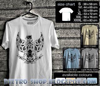 Kaos Oblong Garuda Indonesia 01 Tshirt Baju Distro kaos garuda batik diztro shop