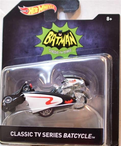 Wheels Batman Classic Tv Series Batmobile Murah batcycle batman classic tv series esc 1 50 wheels 2016 399 99 en mercado libre