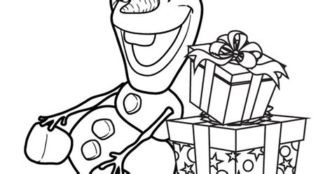 happy birthday olaf coloring page olaf happy birthday images google search frozen olaf