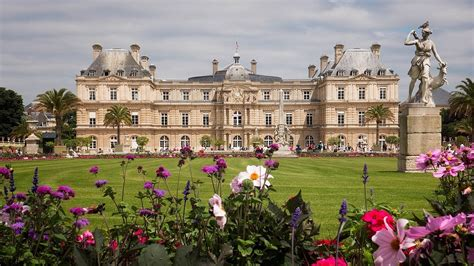 giardini di lussemburgo il palazzo e i giardini di lussemburgo vivi parigi