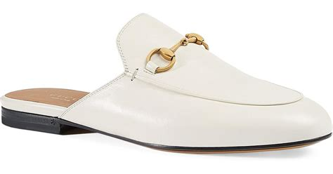 Gucci Backpack 8908 40 2810 gucci princetown leather flat mules in white lyst