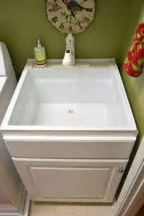 Laundry Room Sinks With Cabinet Utility Sink Ideas On Utility Sink Laundry Sinks And Laundry Rooms